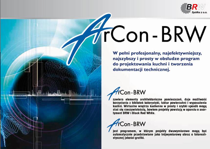 Program Arcon BRW
